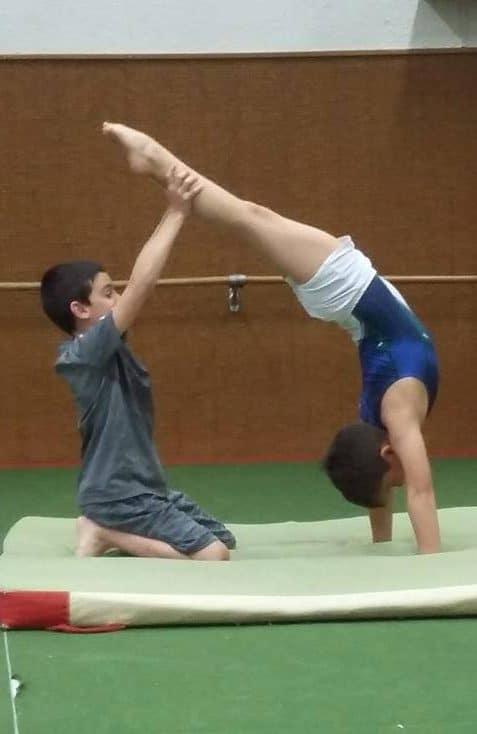 Découverte et initiation à la Gymnastique Acrobatique