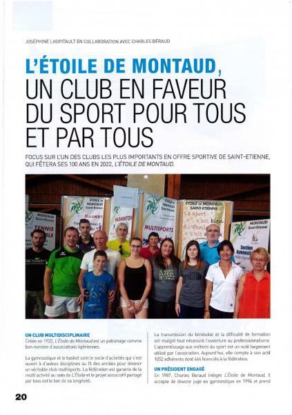 L'Etoile de Montaud, un club en faveur du sport pour tous et par tous !