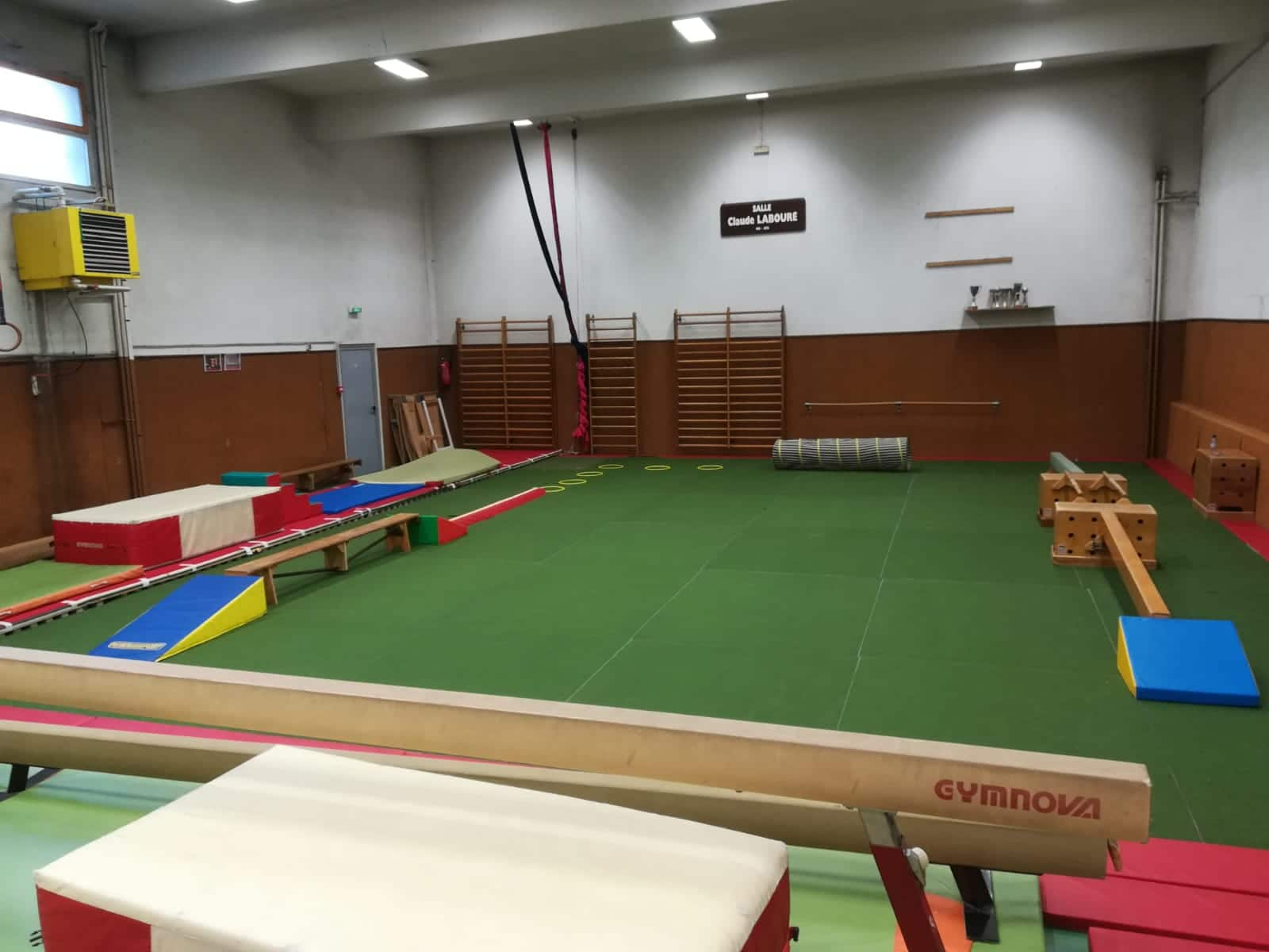 Baby Gym – Quelques places encore disponibles